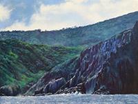 Adventure Bay, Bruny Island (study)