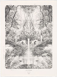 Dream Cathedral I (forget yourself) by Becc Orszag