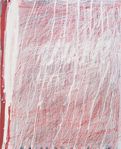 Red and White Linear
