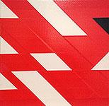 Raymond Carter, Stripes Maroondah no 22