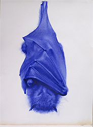 Blue (after Yves Klein)