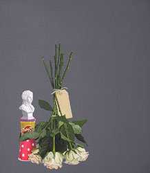 Chelsea Gustafsson, No One Puts Flowers on a Grave