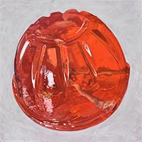 Strawberry Jelly and Chicken Wishbone