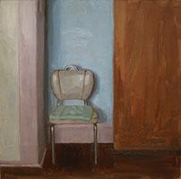 Marie Mansfield, Chair by the Door II