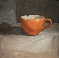 Marie Mansfield, Damaged Goods Orange Cup