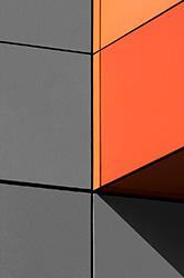 Jon Setter, Orange and Grey