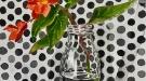Begonia with Polka Dots
