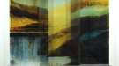 Glass Land Slide VI (triptych)