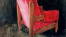 Marg's Red Chair