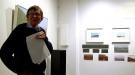 Ken Smith delivering his artist talk