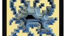 Pixel Line Negative