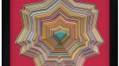 Rainbow Pyramid Negative