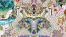 Bubblegum Dystopia -wallpaper