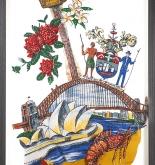 The Sydney Harbour Bridge  Souvenir