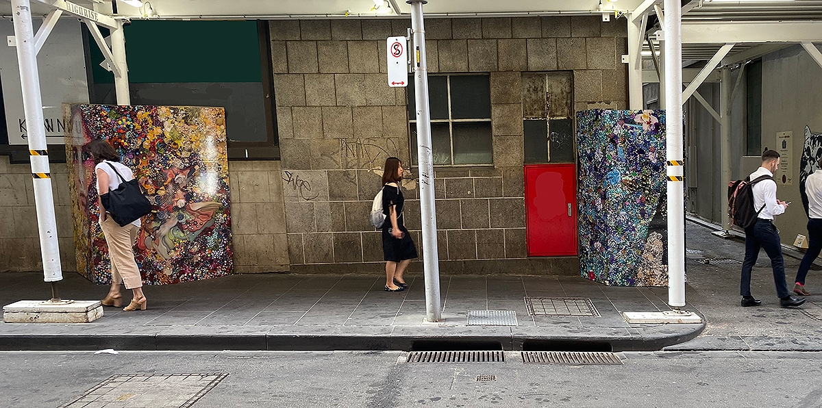 Flinders Lane Street View 3