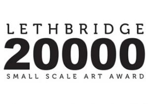 Janne Kearny wins Lethbridge 20000 Art Award!